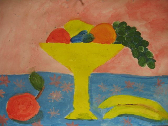 детские натюрморт картинки